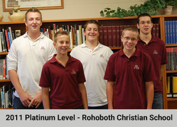 2011 rohoboth christian school
